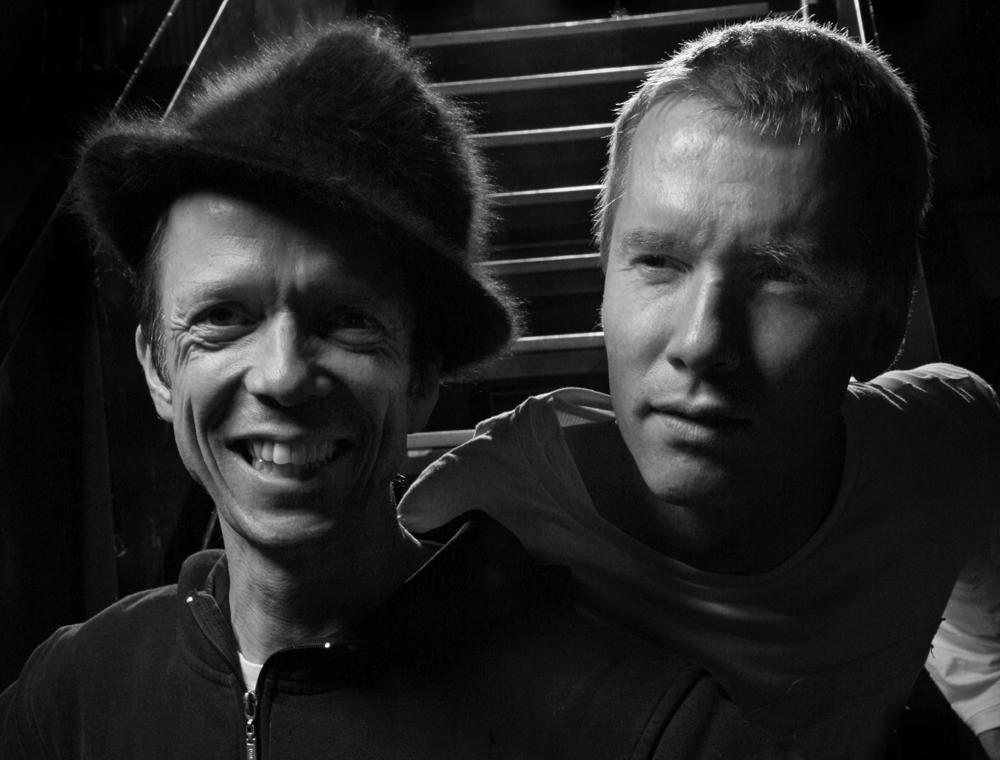 Niels Præstholm og Søren Nørbo