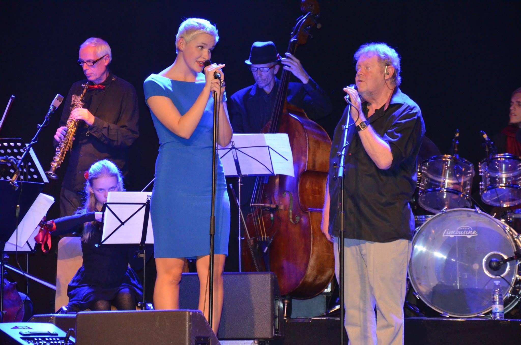 Art Ensemble Syd med Anne Mette Fahrendorff og Sebastian
