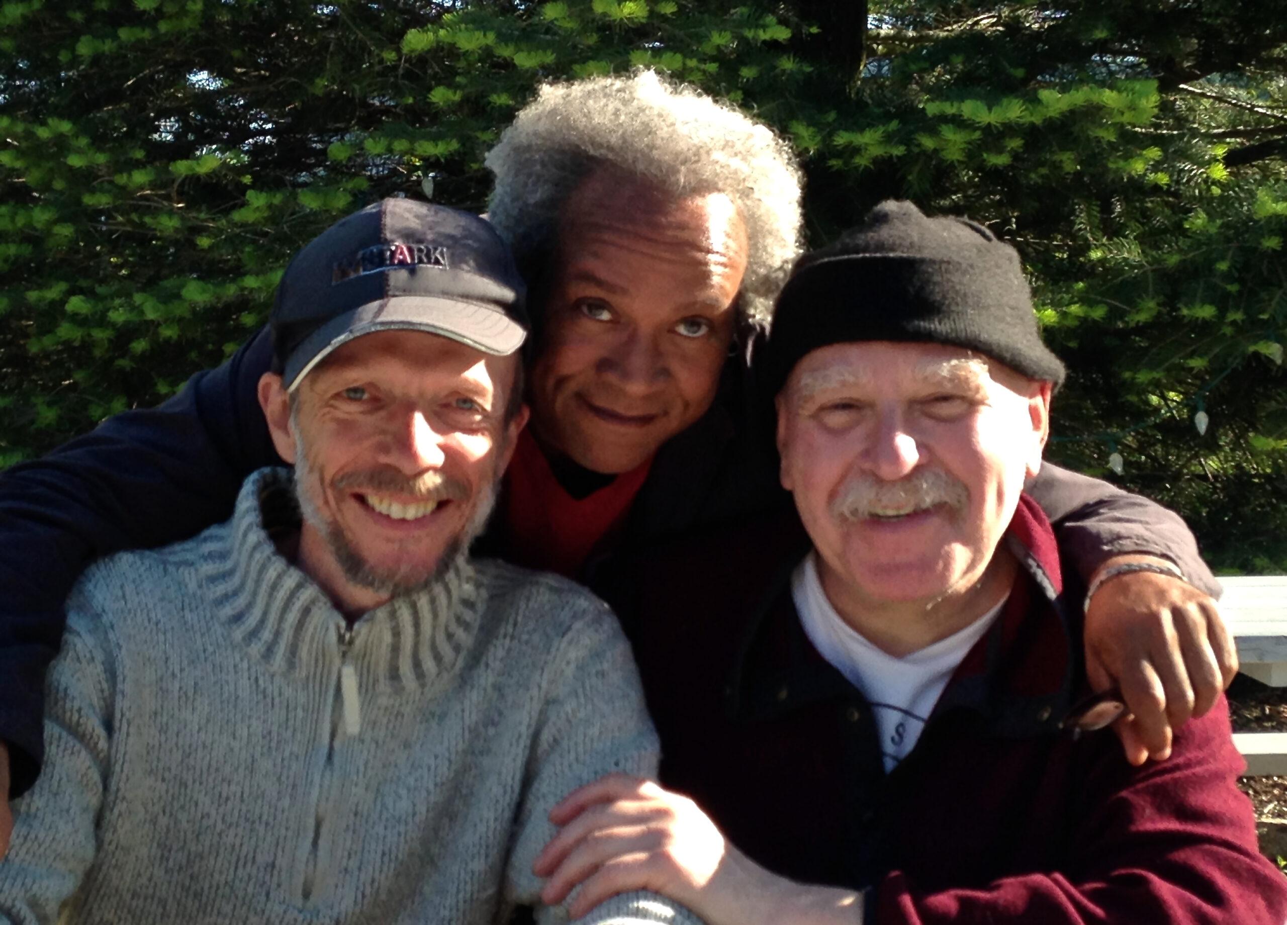 Michael Gregory Jackson Trio med Rakalam Bob Moses © Karen McDaniels