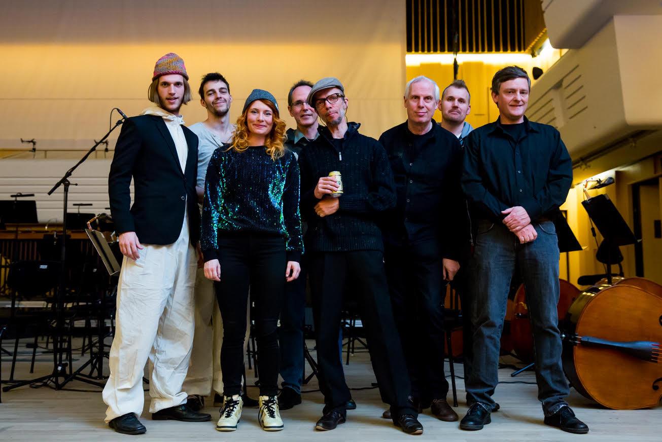 Art Ensemble Syd og Annika Aakjær